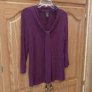 Dress Ann Taylor top